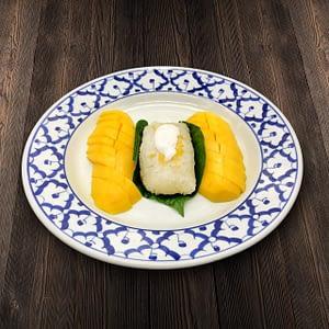 Thai Food Delivery Kuala Lumpur Mango Sticky Rice