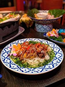thai cuisine takeout in Kuala Lumpur