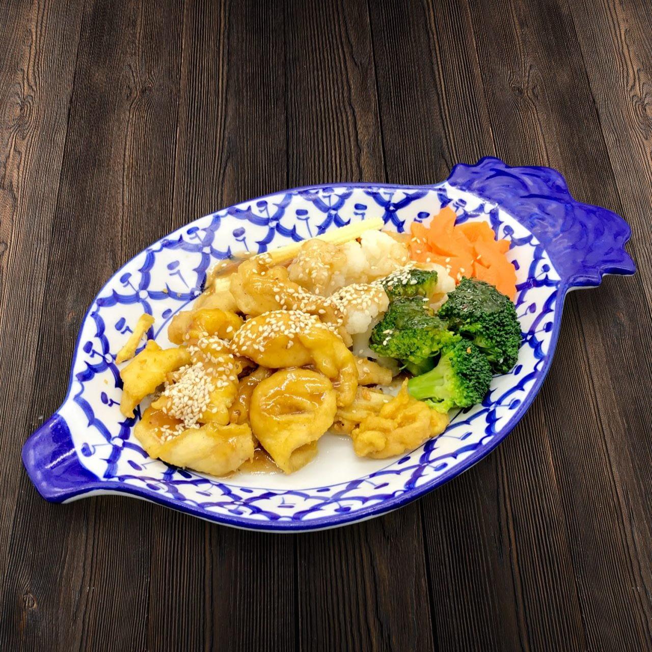 Thai Food Delivery Kuala Lumpur Tamarind Chicken-min
