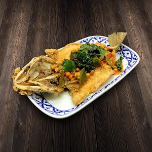 Thai Food Delivery Kuala Lumpur Phrik Thai Seabass-min