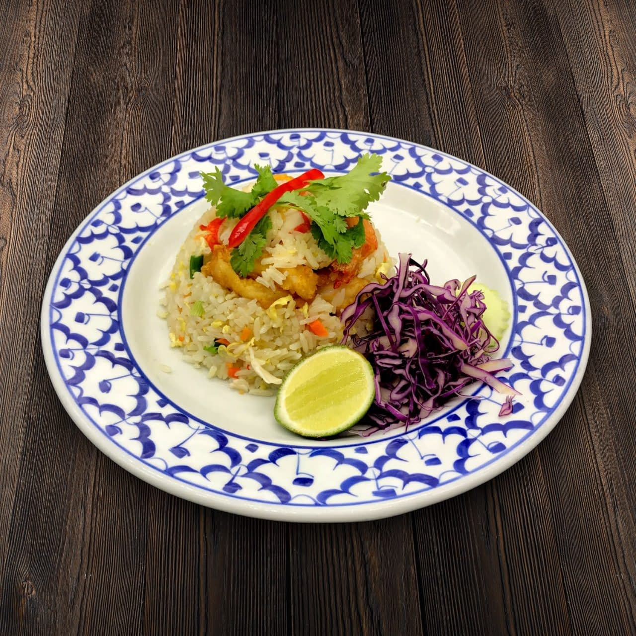 Thai Food Delivery Kuala Lumpur Seafood Fried Rice
