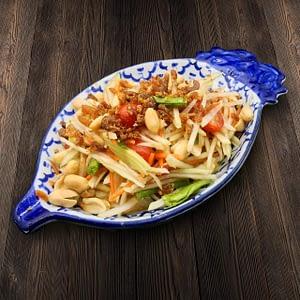 Thai Food Delivery Kuala Lumpur Thai Style Papaya Salad