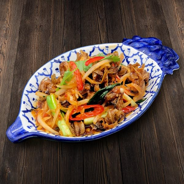 Thai Food Delivery Kuala Lumpur Thai Style Crispy Anchovies
