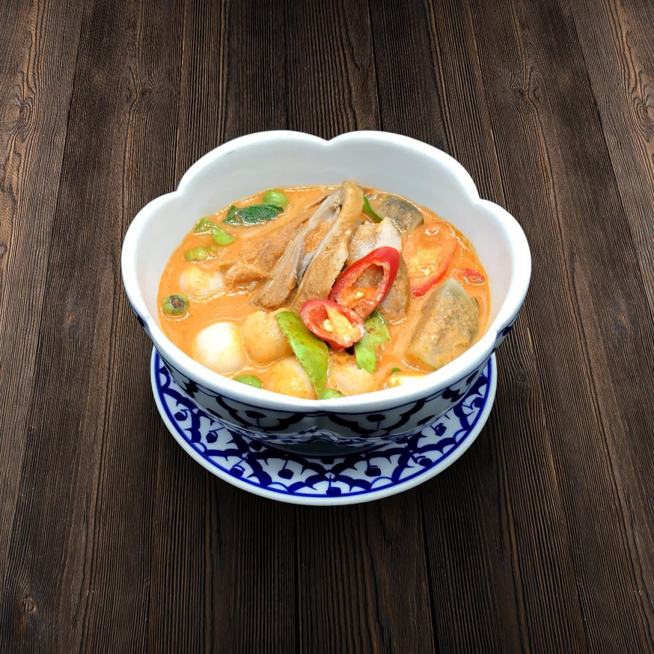 Thai Food Delivery Kuala Lumpur Thai Red Curry Duck