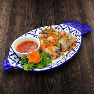 Thai Food Delivery Kuala Lumpur Vietnamese Shrimp Spring Rolls