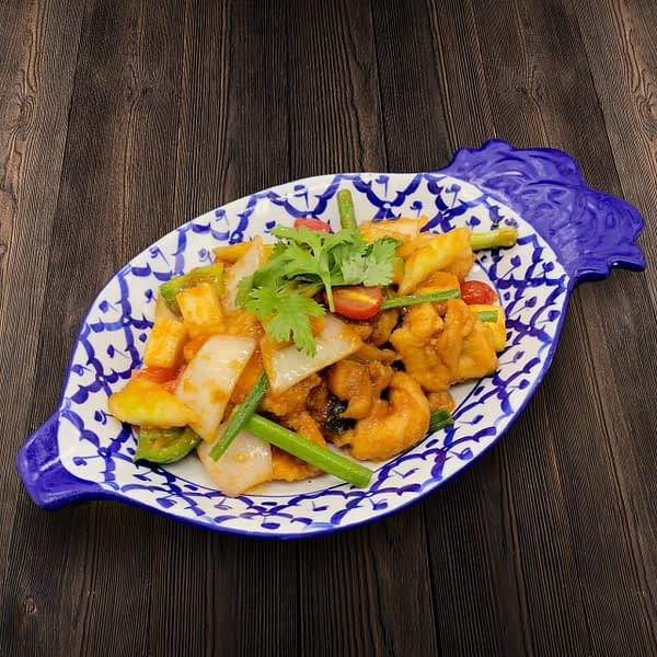 Thai Food Delivery Kuala Lumpur Sweet _ Sour Chicken-min