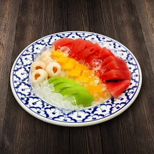 Thai Food Delivery Kuala Lumpur Mix Fruits Platter-min