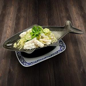 Thai Food Delivery Kuala Lumpur Garlic _ Lime Squid
