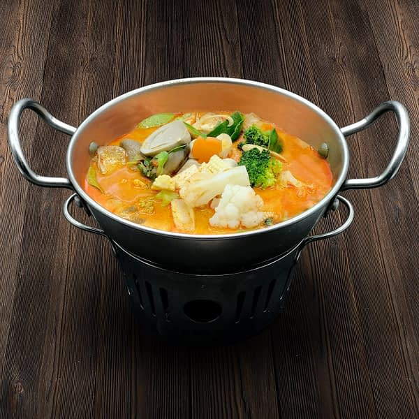 Thai Food Delivery Kuala Lumpur Spicy Tom Yam Vegetable Soup