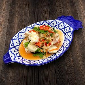 Thai Food Delivery Kuala Lumpur Thai Seafood Salad