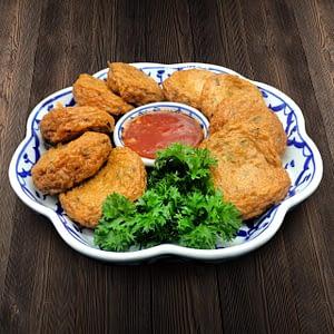 Thai Food Delivery Kuala Lumpur Thai Fish Cakes